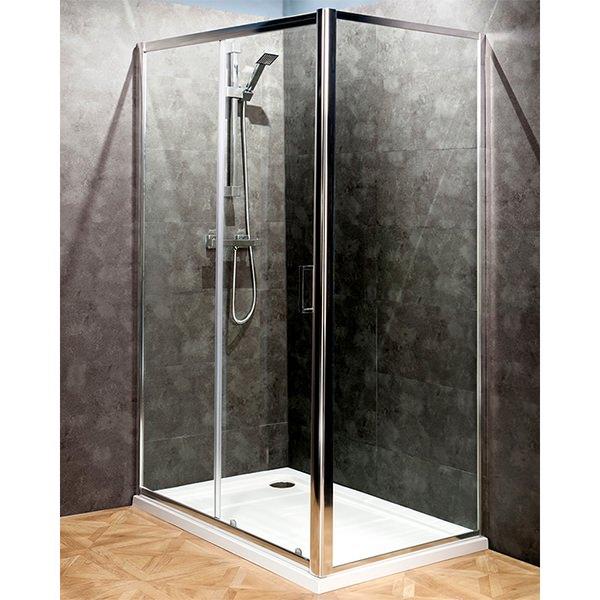 Montage 1400mm Sliding Shower Door