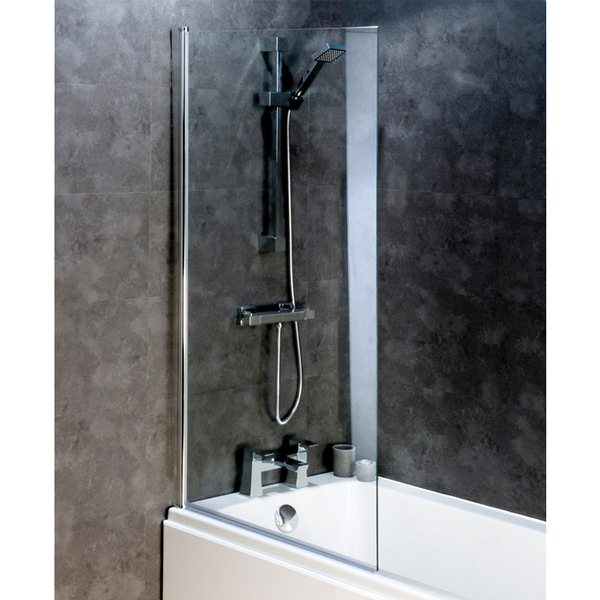 Montage Square Bath Screen 800 x 1400mm