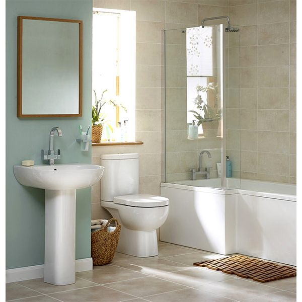 Additional image of Tulip Close Coupled Open Back WC Pack 625mm