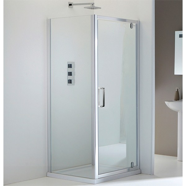 Champlain II Pivot Shower Door 760mm