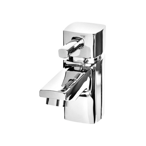 Crea Cloakroom Basin Mixer Tap With Waste