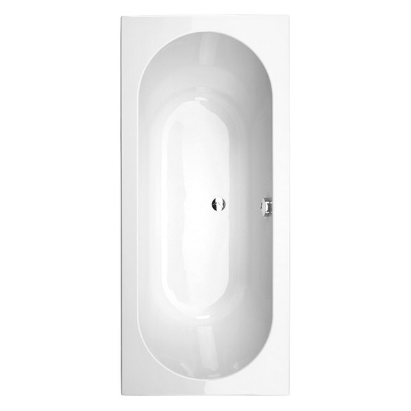 Elements 1700 x 700mm Double Ended Bath