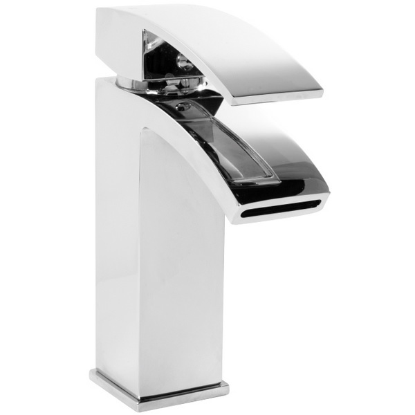 Halo Basin Mixer Tap With Waste