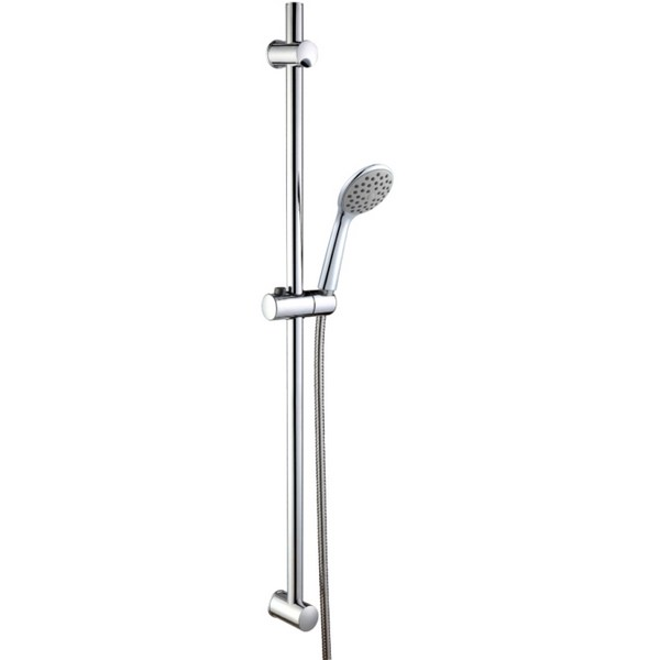 EuroShowers SuperSpray Slide Rail Shower Set