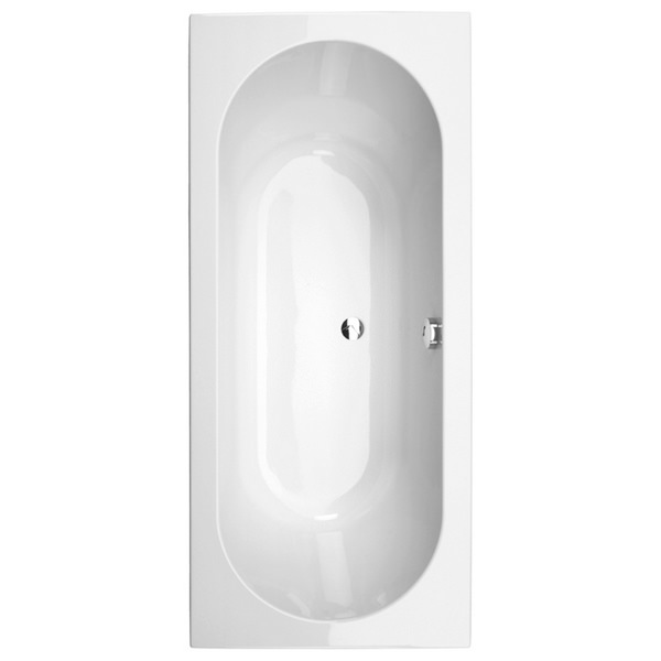 Elements 1700 x 750mm Double Ended Bath