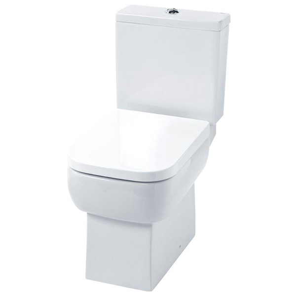 Bloom Close Coupled WC Pack 620mm