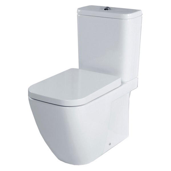 Adore Close Coupled WC Pack 650mm