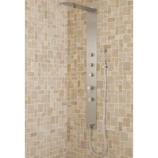 Rococo Shower Column