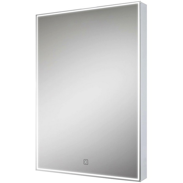 EuroShowers 500 x 700mm Rectangular LED Mirror