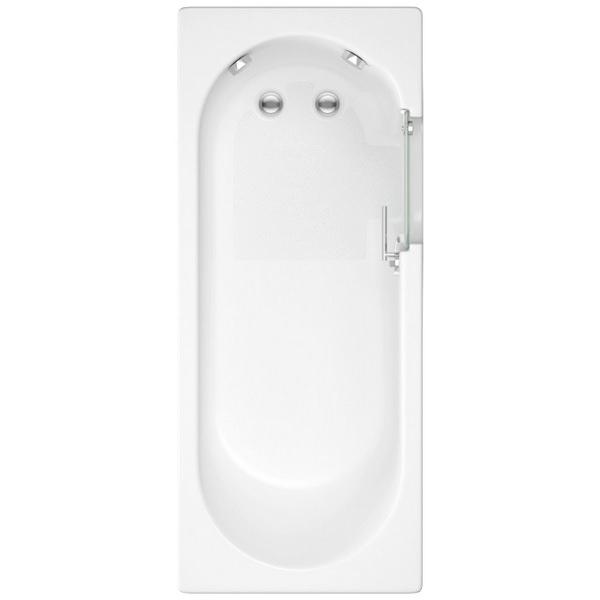 Cascade Walk-In Easy Access Bath 1500 x 700mm