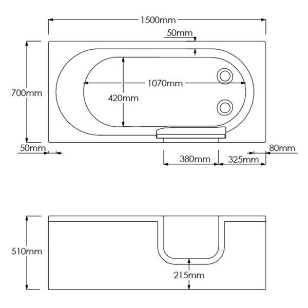 Technical drawing B3-10075 / CAS1570R