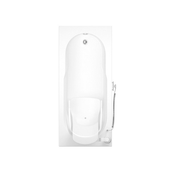 Oceania Power Seat Bath 1600 x 750mm