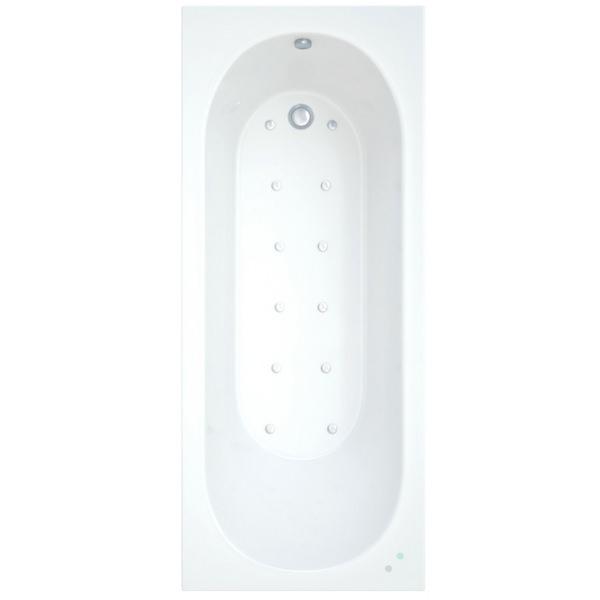 Skyline 1700 x 750mm Bath With Wellness Airspa System