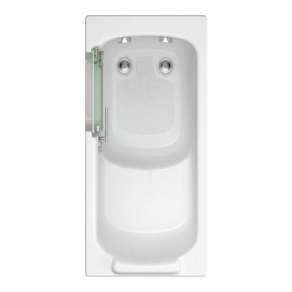 Comfort Deep Soak Walk-in Bath 1260 x 650mm