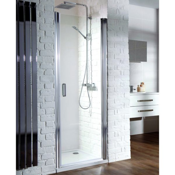 Champlain II Hinged Shower Door 700mm