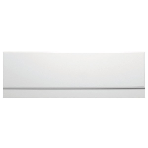 Ariva Two Peace White Gloss Front Bath Panel 1700mm