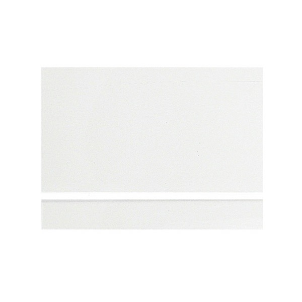 Era Deluxe Plain 750mm End Bath Panel