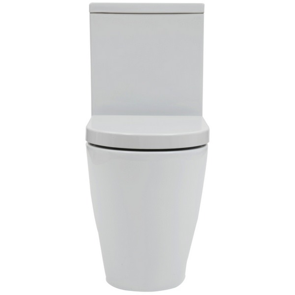 Focus 2 Close Coupled WC With Soft Close Seat