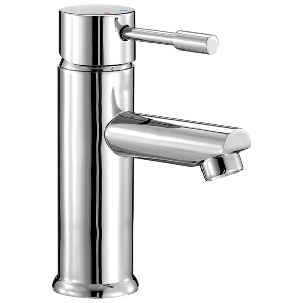 Suisse Basin Mixer Tap With Waste
