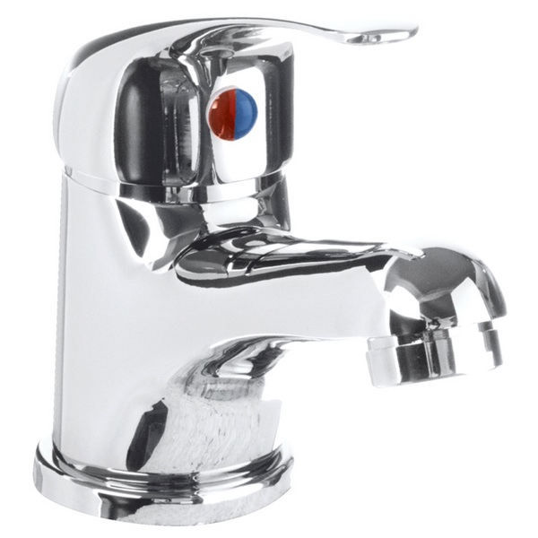 Pal Cloakroom Basin Mixer Tap With Waste