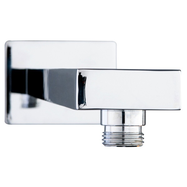 Additional image of Stylo 3 Square Shower Head And Arm