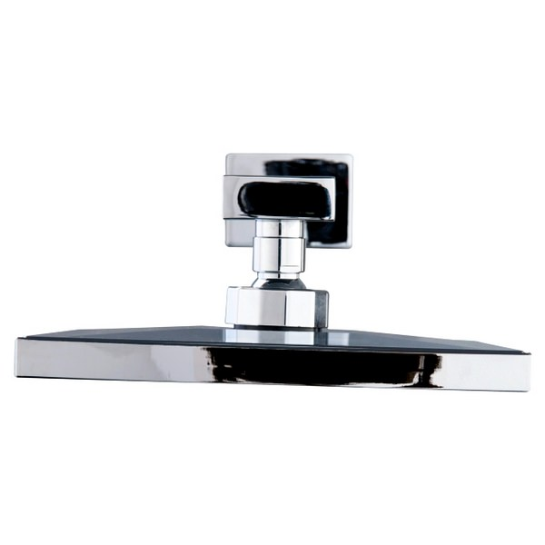 Stylo 3 Square Shower Head And Arm