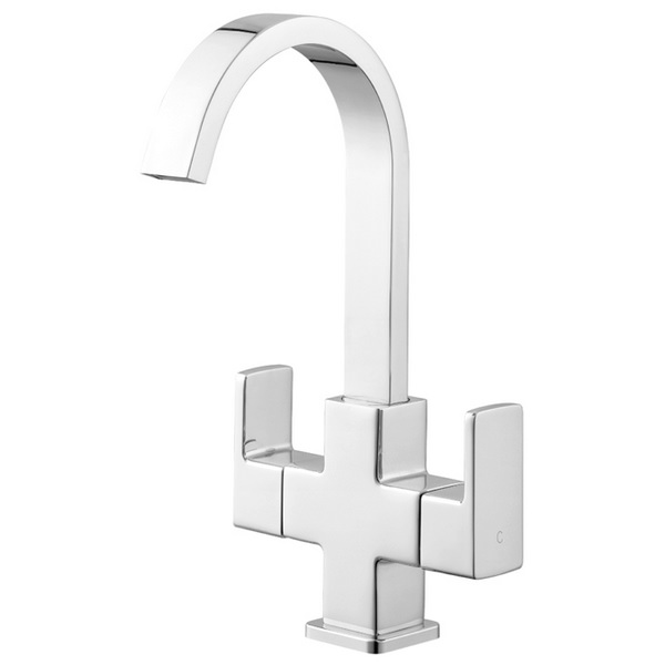 Astra Basin Mixer Tap With Click Waste