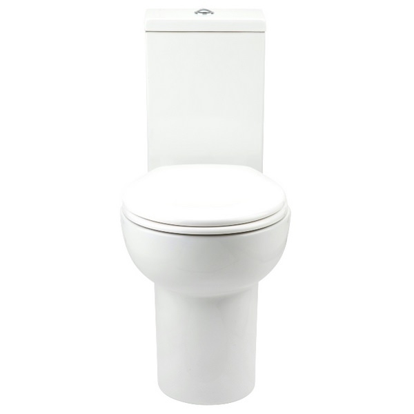 Buzzler Close Coupled WC With Soft Close Seat