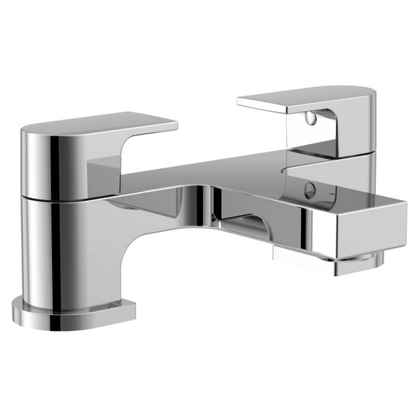 Vertix 2 Hole Bath Filler Tap