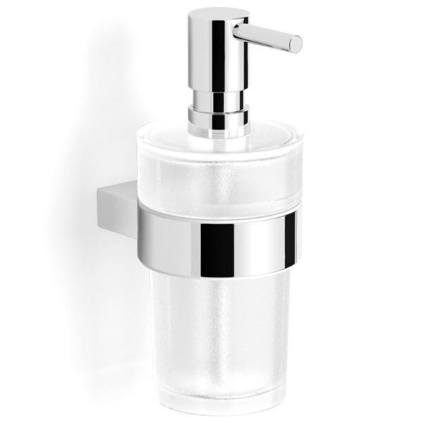 Astra Glass Soap Dispenser