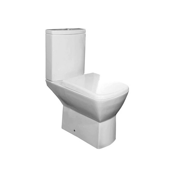 Rose Close Coupled WC Pack 650mm