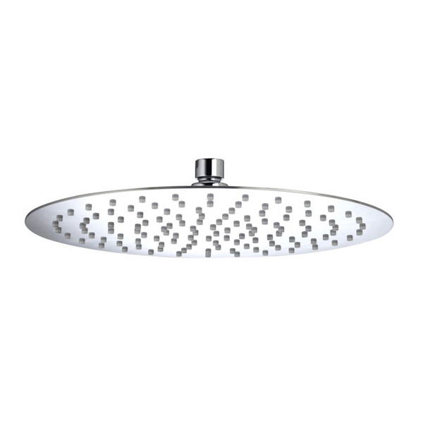 Bristan Stainless Steel 300mm Round Fixed Shower Head Chrome