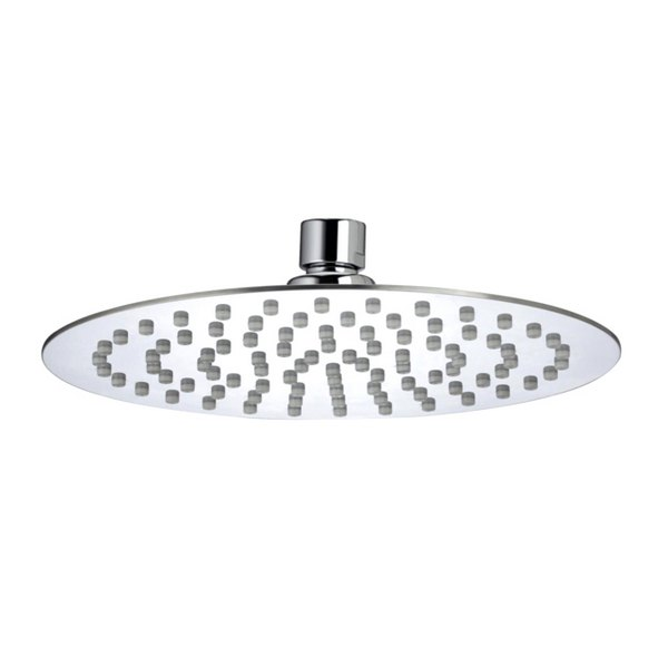 Bristan Stainless Steel 200mm Round Fixed Shower Head Chrome
