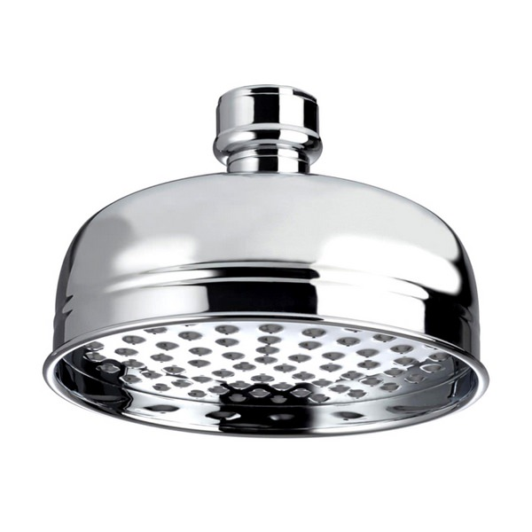 Bristan Traditional 145mm Round Fixed Shower Head Chrome