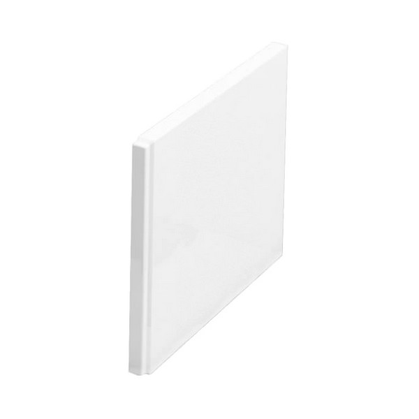 Cleargreen Straight Bath End Panel 700mm