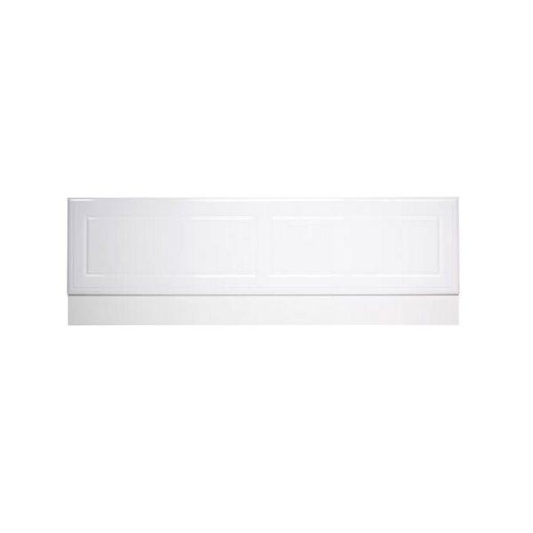Tavistock Aspen 1700mm White Bath Front Panel