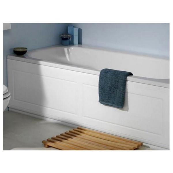 Alternate image of Tavistock Aspen 1700mm White Bath Front Panel