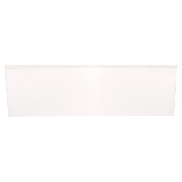 Heritage White Reinforced 1700mm Bath Front Panel