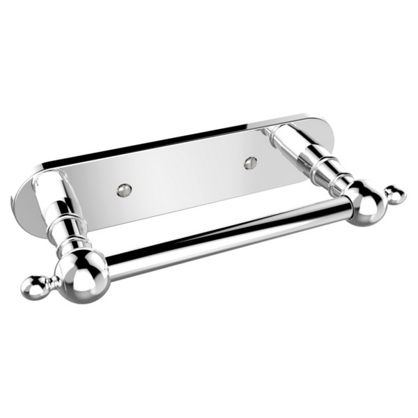 Heritage Holborn Traditional Chrome Toilet Roll Holder