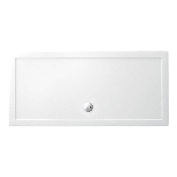 Britton Zamori 1700 x 800mm Rectangle Shower Tray