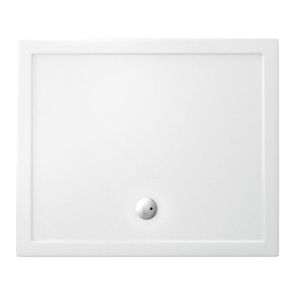 Britton Zamori 1200 x 1000mm Rectangle Shower Tray