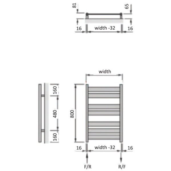 Technical drawing B3-14390 / AZO080050346