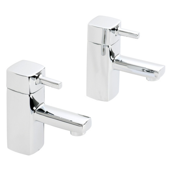 Iconic Pair Of Basin Taps