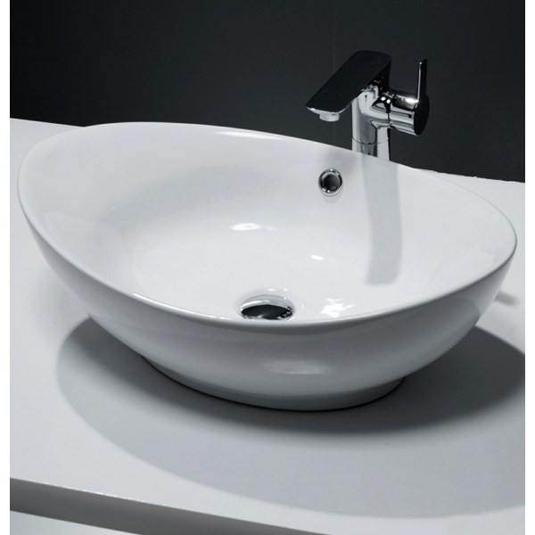 Alternate image of Cassellie Oval Counter Top Basin 580 x 383mm