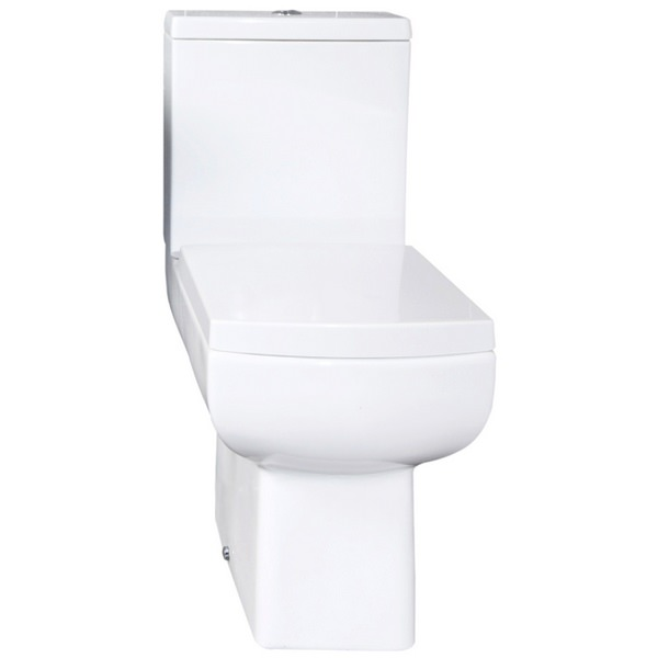 Daisy Lou Close Coupled WC Pan And Cistern With Seat