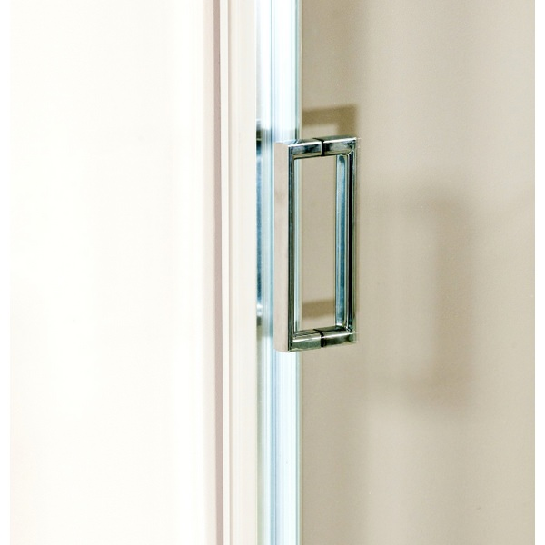 Additional image of Montage Pivot Shower Door 900mm
