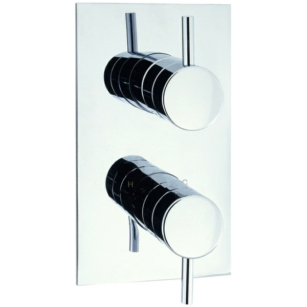 Adora Fusion Recessed Thermostatic Shower Valve