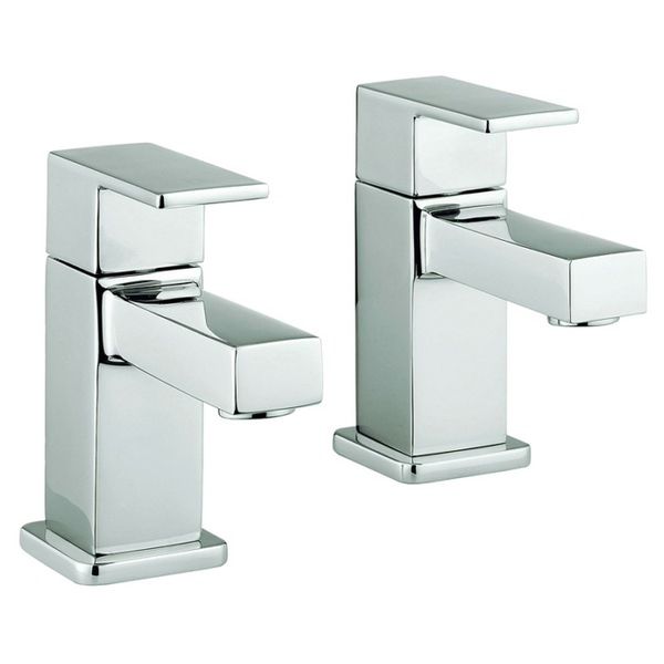 Adora Quantum2 Pair Of Basin Pillar Taps