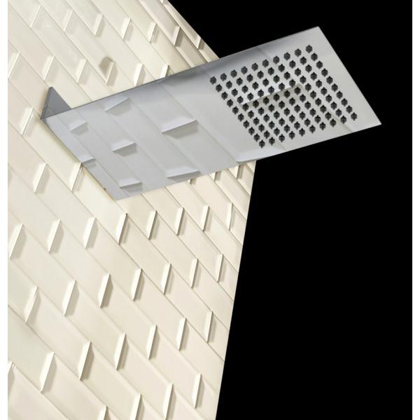 Alternate image of Cassellie Square Shower Head 200 x 430mm