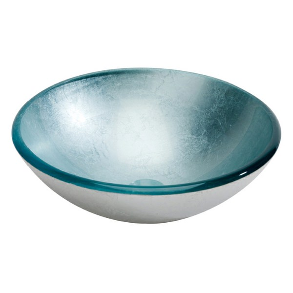 Dune Lavabo Pan De Plata 420mm Countertop Basin